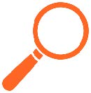 Fall 2020 Workshop - Magnifying Glass Icon
